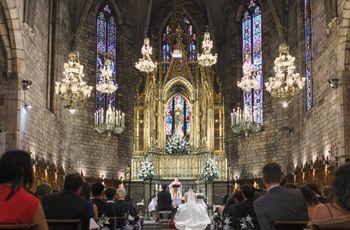 Las 15 preguntas que debéis hacer en la iglesia antes de casaros