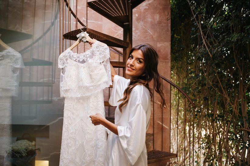 7 tips imprescindibles para elegir tu vestido de novia