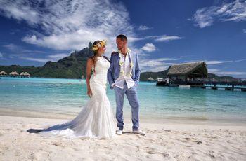 Destination wedding: cómo casarse en el extranjero