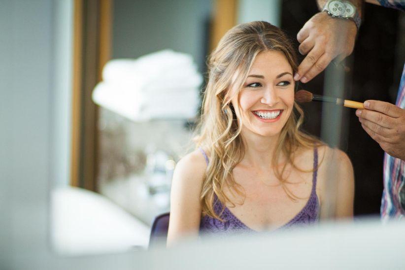 6d2b28ba2 Peinados naturales para novias  las mejores ideas