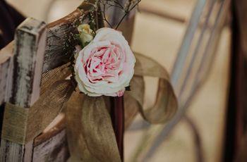Las últimas tendencias en decoración nupcial: ¡sí! al rosa (en todas sus variantes)