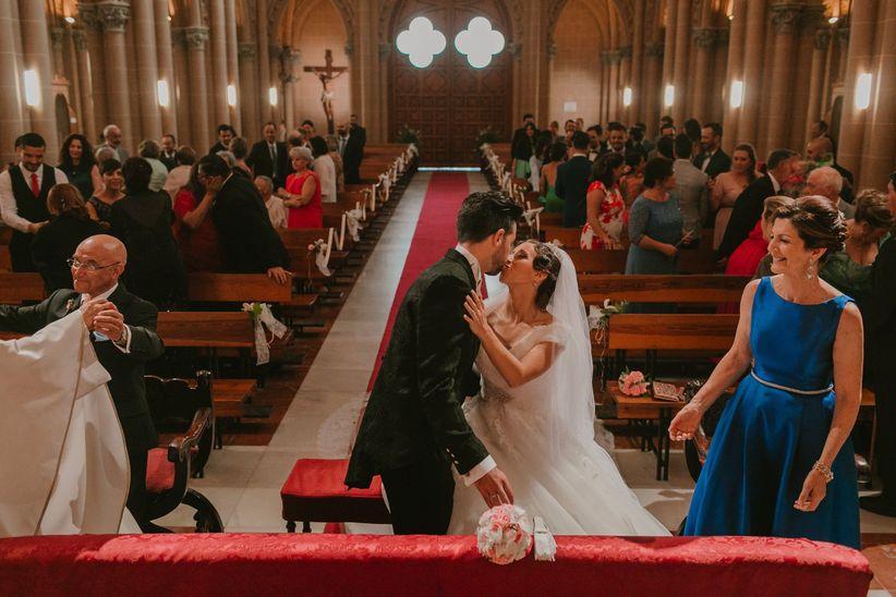 Matrimonio Catolico Protocolo : Qué protocolo se ha de seguir en la entrada y la salida de la iglesia