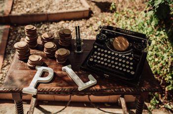 ¡Poned una máquina de escribir en vuestro enlace!