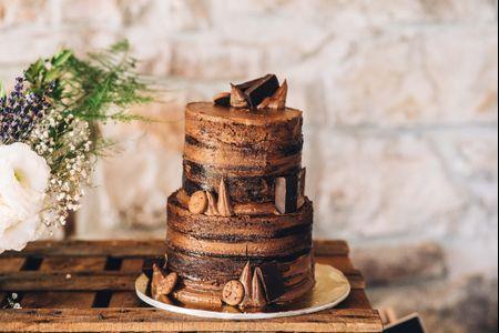 """7 postres llenos de sabor: decid """"¡sí!"""" al chocolate en vuestra boda"""