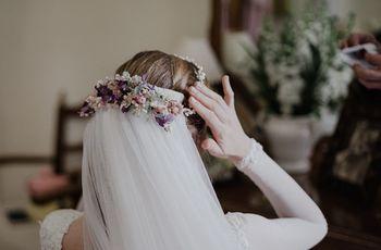 Un velo para cada novia: ¡escoge el que más va contigo!