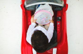 Novios con hijos: 5 ideas para que participen en la boda