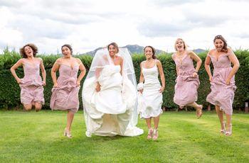 ¿Sabes cuál es el dress code de las damas de honor?