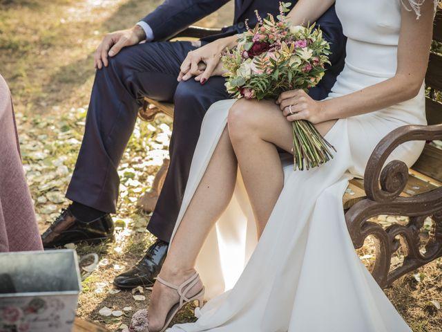 Vestidos de novia con aberturas en la falda: ¡la gran tendencia para el 2018!