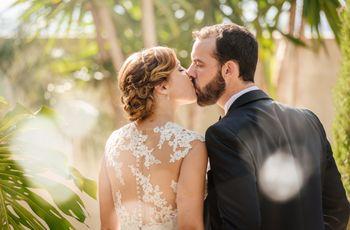 ¿Cómo cuidar tu vestido de novia antes y durante el día B?