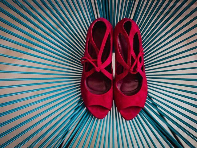 Qué zapatos de novia calzar para una boda en primavera
