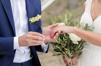 """Tradiciones y costumbres que ponen """"un toque"""" mágico a nuestras bodas"""