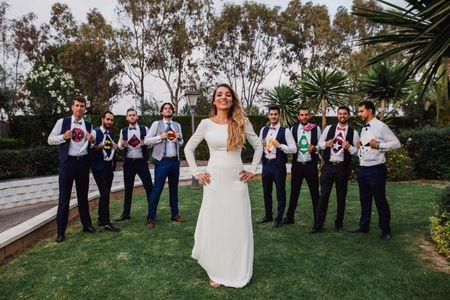 ¿Os gustan los superhéroes? ¡Apostad por una boda con superpoderes!