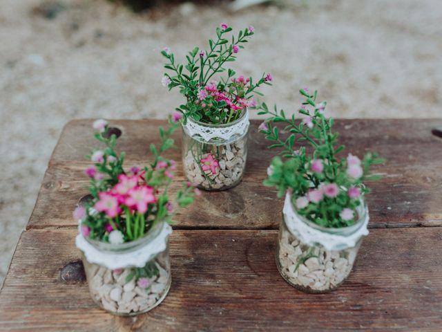Ideas originales de boda: 4 formas de incluir tarros de cristal
