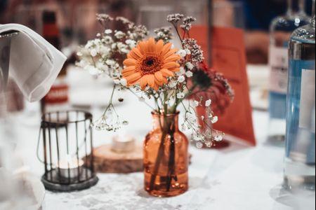 Centros de mesa 2018: ¡descubrid todas las novedades para el próximo año!
