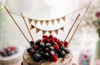 ¿Por qué servimos tarta en las bodas?