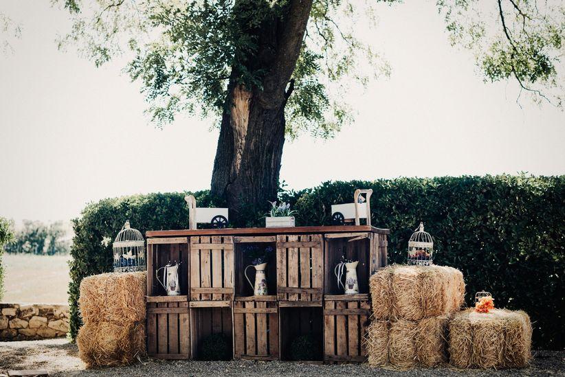 💡Ideas boda country - rústica 💡 3