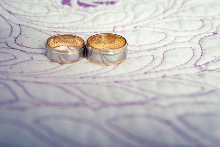 Metales para tus alianzas de boda
