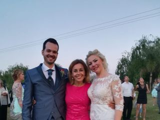 Fátima Doménech - Oficiante de bodas civiles 3