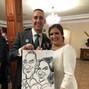 La boda de Pilar y MOI Caricaturas 8