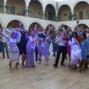 La boda de Miriam Rebollo Garcia y Animaciones Leo 1