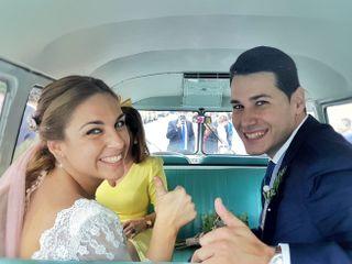 Wedding Bus 3