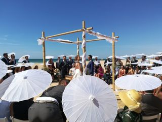 Toñi Orihuela Bodas en la Playa 4