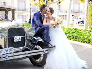 El Coche de bodas 5