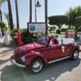 La boda de Gemma y Cabriolet Wedding Car 17