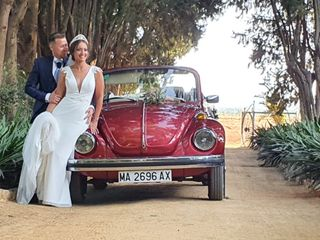 Vw Classic & Vintage Weddings 2
