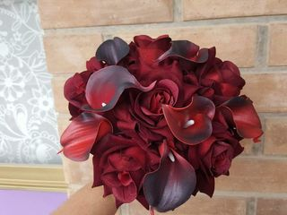 Elebrooch - Ramos de novia joya 5
