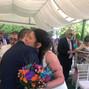 La boda de Frida y Floristería SanBlas 15