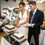 La boda de Francesca Borsani y Restaurante Bideko 21