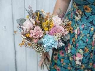 Trencadissa Art Floral 1