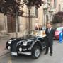 La boda de Sylvia Potenza y Chic Cars 5
