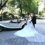La boda de Carolina Lopez y C y C Coches y calesas 8