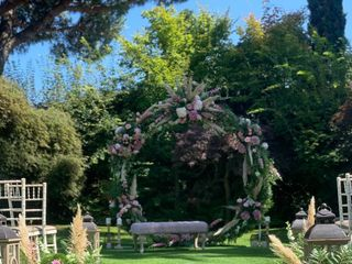 Magnolia Concept, arte floral 5