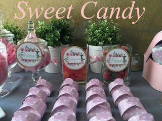 Sweet Candy - Mesas Dulces 2