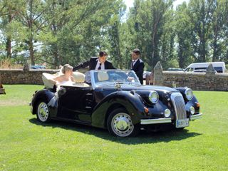 Cabrio Wedding Cars 1