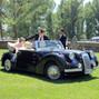 Cabrio Wedding Cars 1