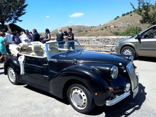 Cabrio Wedding Cars 3