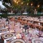 La boda de María del Rocío y Catering Eventos La Rosa 12