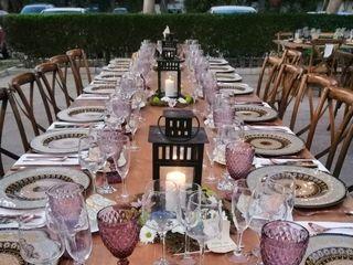 Catering Eventos La Rosa 4