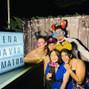 La boda de Lorena García y Locomaton 11