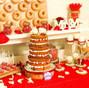 La boda de Bárbara y Carlmery's Cake 11