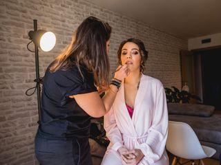 La Química Maquillando y Hair Desiree 4