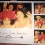 La boda de Samantha Hoppitt y Go Fotomatón 9