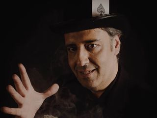 La Magia de Tony Frackson 1