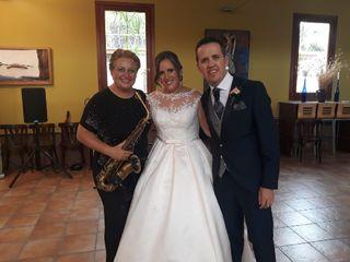Montse Bermúdez, Saxo y Voz 3