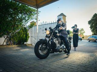Cádiz en Harley 2