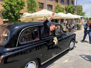 El Taxi Inglés en Madrid 2